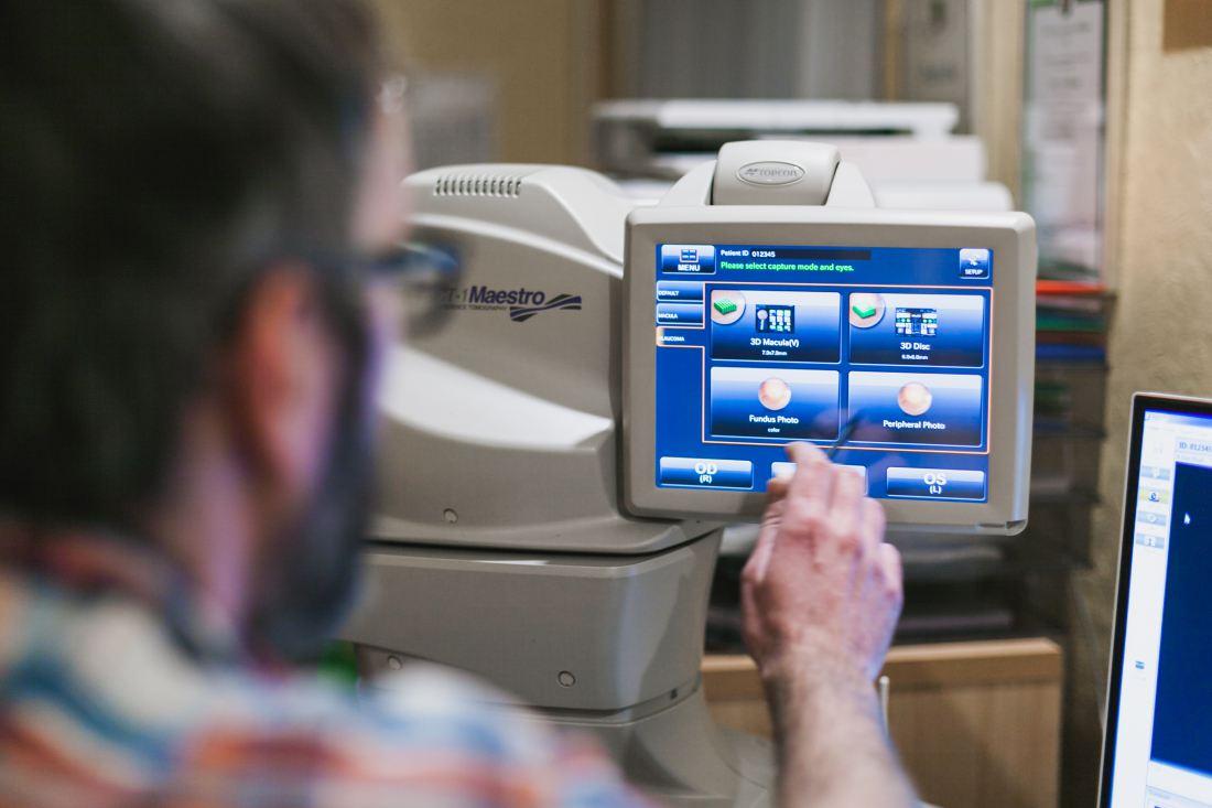 Acu ārsts, acu slimību diagnostika un ārstēšana