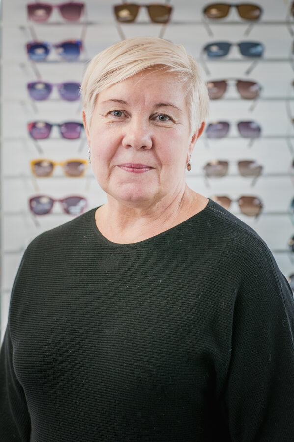 Ārsts oftalmologs Iveta Grundmane